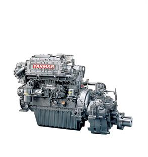 Marine Engine - 115 HP